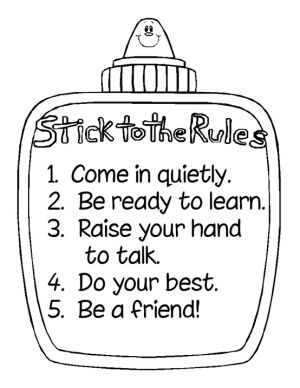 44 best images about Cassroom Rules on Pinterest
