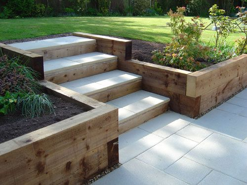 20 Best Ideas About Railway Sleepers On Pinterest Railway