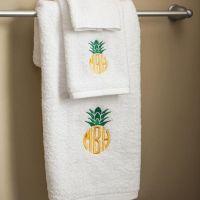 25+ Best Ideas about Monogram Towels on Pinterest ...