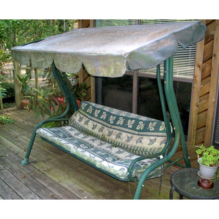 walmart patio chair cushions felt pads shanghai keysheen international swing replacement canopy | for the pinterest ...