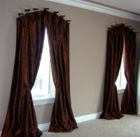 1000+ ideas about Curved Curtain Rod on Pinterest | Arch ...