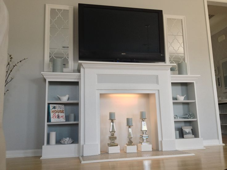 Wayfair Electric Fireplace Tv Stand Build Your Own