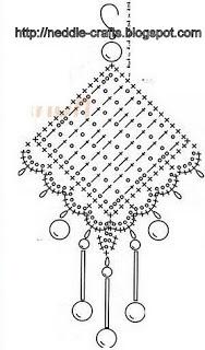 1000+ ideas about Crochet Earrings Pattern on Pinterest