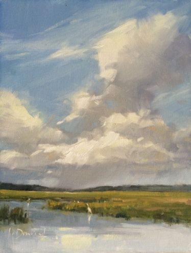 Image Result For Oil Painting Sky Colours