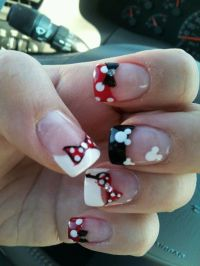 25+ Best Ideas about Bow Nail Designs on Pinterest