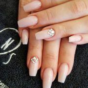 ballerina nail art ideas #pink