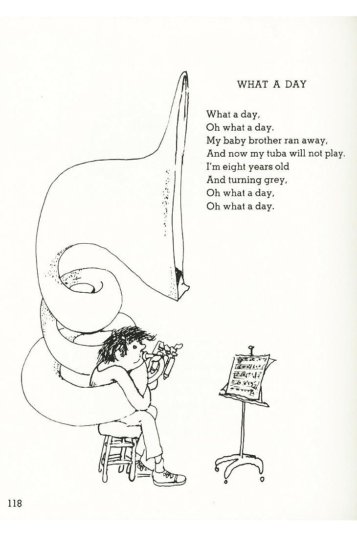 128 best images about Poems by Shel Silverstein on Pinterest