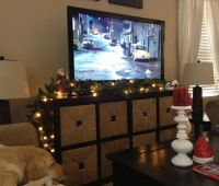 1000+ ideas about Tv Stand Decorations on Pinterest
