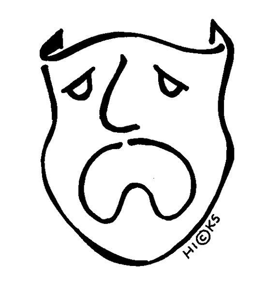 76 best images about Theatre Masks on Pinterest
