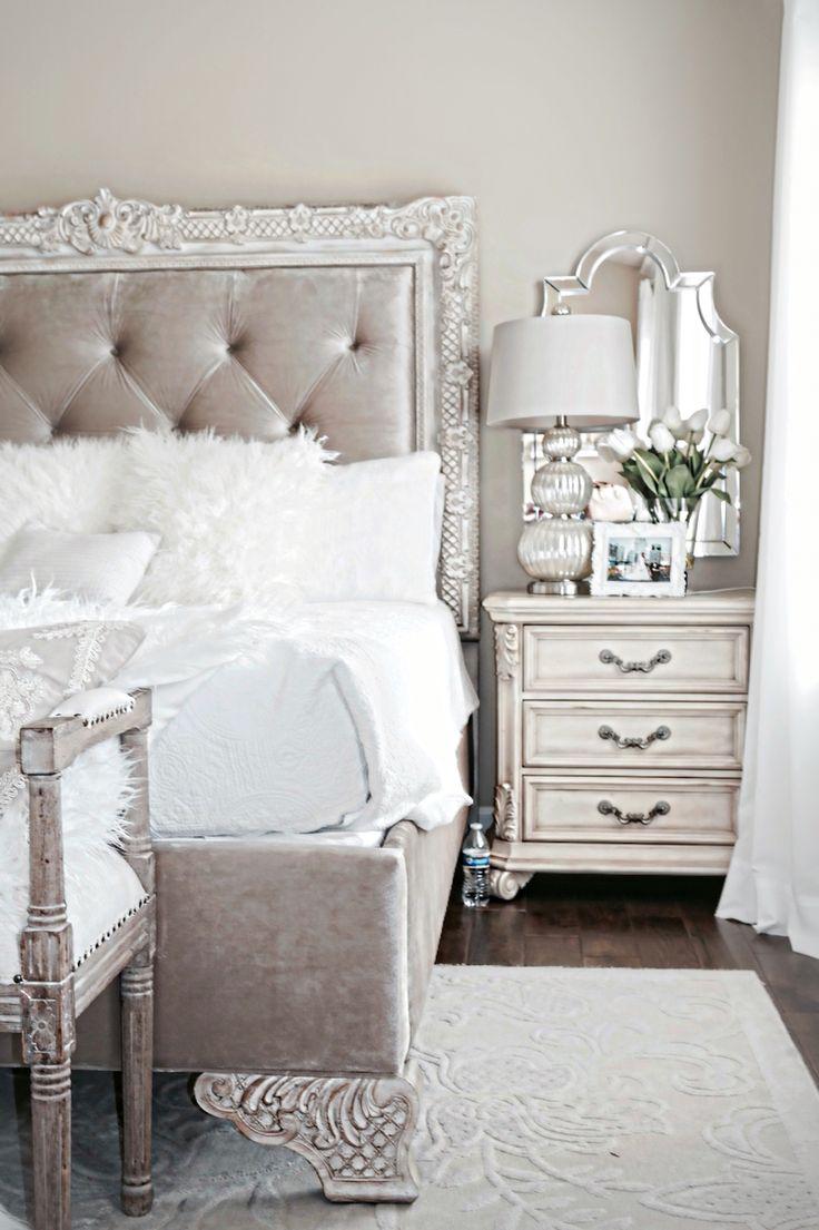 Best 25 Mirror behind nightstand ideas on Pinterest
