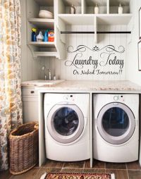 1000+ ideas about Laundry Room Decorations on Pinterest ...