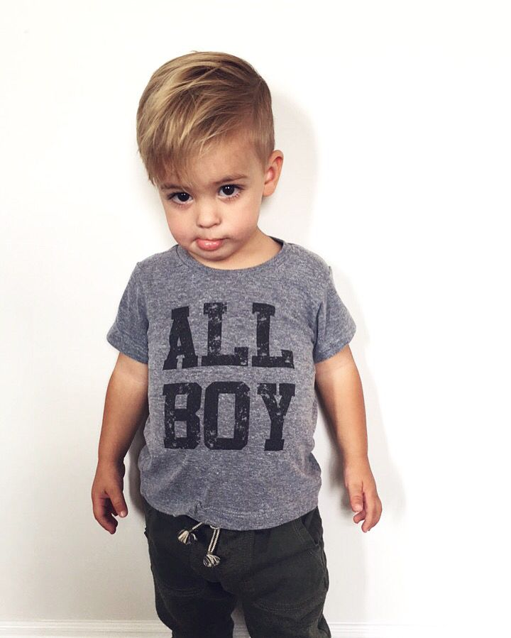 25 Best Ideas About Toddler Boys Haircuts On Pinterest Toddler