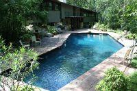 L-shaped backyard pool | Awesome Inground Pool Designs ...