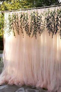 Best 20+ Tulle wedding decorations ideas on Pinterest ...