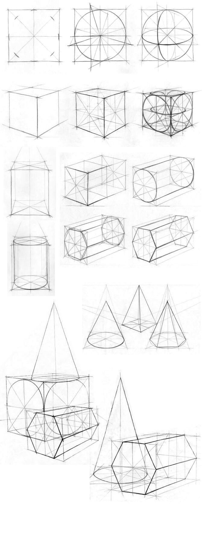 540 best Drawing Perspective Lessons images on Pinterest