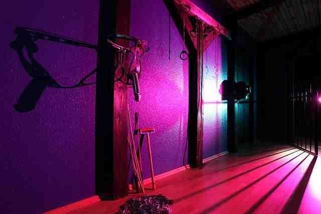 Studio Arachne In Stuttgart SM BDSM Room To Hire