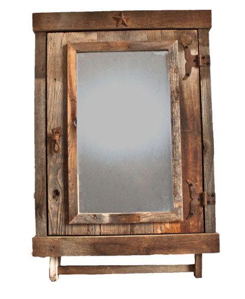 Best 25+ Rustic Medicine Cabinets Ideas On Pinterest Diy