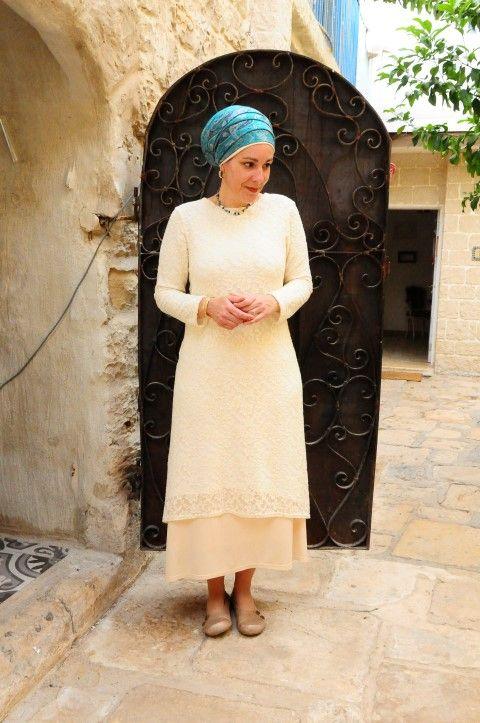 Tichel Tzniut Trends Jewish Modesty Christian Modesty