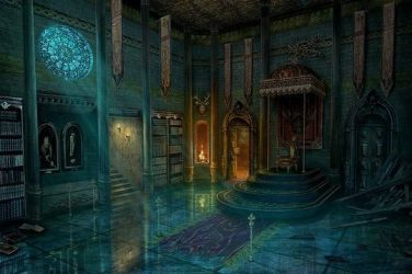 room throne deviantart castle fantasy inside concept places evil background ko nam jones yan digital misadventures writing img04 conceptual favourites