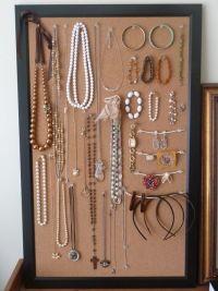17 Best ideas about Cork Board Jewelry on Pinterest ...
