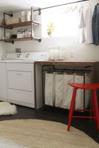 Best 20+ Basement Laundry Area ideas on Pinterest ...