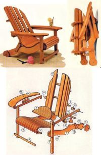 25+ best ideas about Folding adirondack chair on Pinterest ...