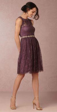 25+ Best Ideas about Purple Lace Bridesmaid Dresses on ...