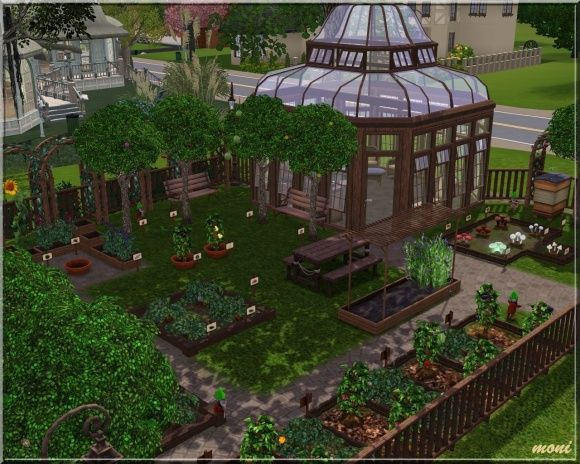 100 Best Images About Sims 3 Garden And Plants On Pinterest