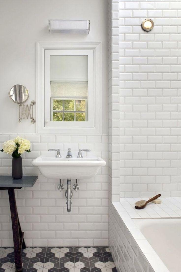 Best 25 Beveled subway tile ideas on Pinterest  White subway tile shower Subway tile