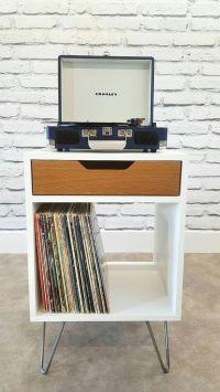 25+ best ideas about Record Storage on Pinterest | Vinyl ...