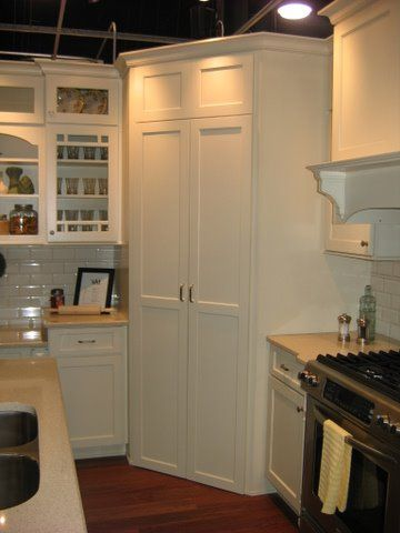 corner kitchen pantry cabinet Best 20+ Corner pantry cabinet ideas on Pinterest | Corner