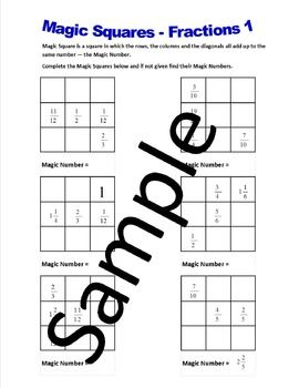 1000+ ideas about Addition Of Fractions on Pinterest