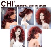 hair ideas decade inspired