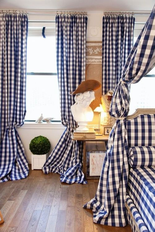 254 Best Images About Check Blue On Pinterest Egyptian Cotton