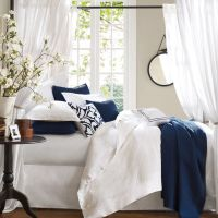 17 Best ideas about Navy Curtains Bedroom on Pinterest ...