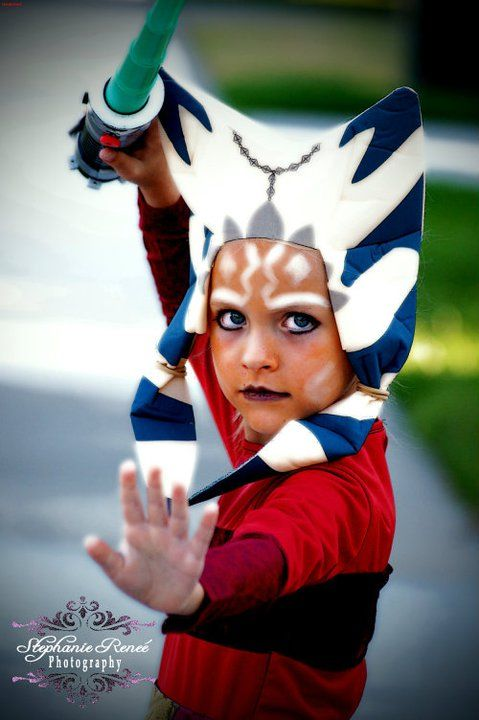 Ahsoka Tano Costume  Cosplay Star Wars  Pinterest