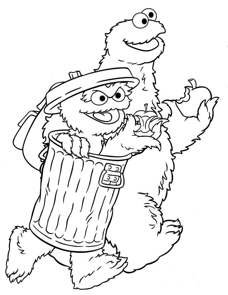 1000+ ideas about Sesame Street Characters on Pinterest