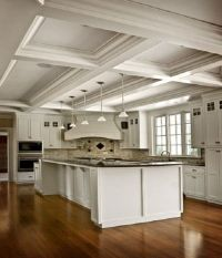 1000+ images about Kitchen - Soffit and ceiling on ...