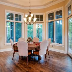 French Country Kitchen Lighting Sets Octagonal Dining Room From The Jasper Hill, Plan 5020 ...