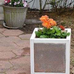 Chaise Lawn Chair Portable High For Travel Diy Paver Planter With Home Depot   Home, Planters And Night