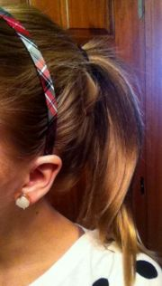 ideas preppy hairstyles