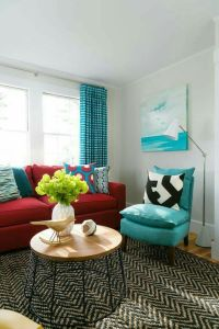 17 Best ideas about Red Couch Rooms on Pinterest | Red ...
