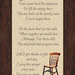 Sit Up Chair For Babies Ikea Living Room Covers The Empty Poem | Sayings, Quotes, Etc. Pinterest Deep Thoughts, Mom And Miss U So Much