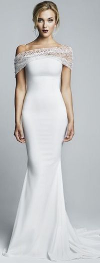 0046fcb54dd1 √ Simple Mermaid Wedding Dress Can Look Perfect If You Know The Way ...
