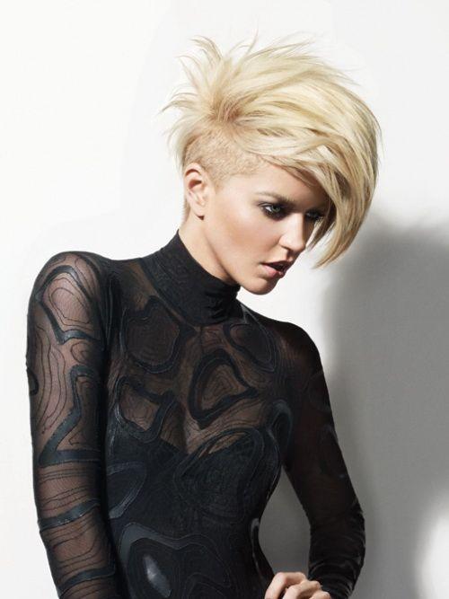 Best 20 Short Punk Hairstyles Ideas On Pinterest Punk