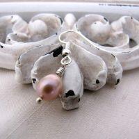 17 Best ideas about Pink Pearl Earrings on Pinterest ...