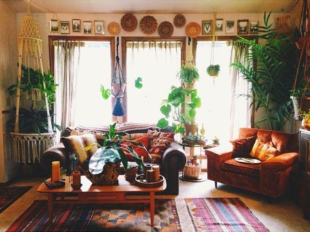 Best 25+ Bohemian Homes Ideas On Pinterest