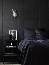 Dark Colored Bedroom Ideas