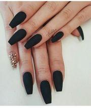 ideas matte black