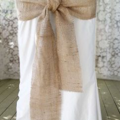 Table And Chair Covers Ebay Double Hanging Egg B M 1000+ Ideas About Burlap On Pinterest | Chairs, Grain Sack Rustic